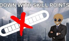 Skill Points Are Boring (Subjective Objection)