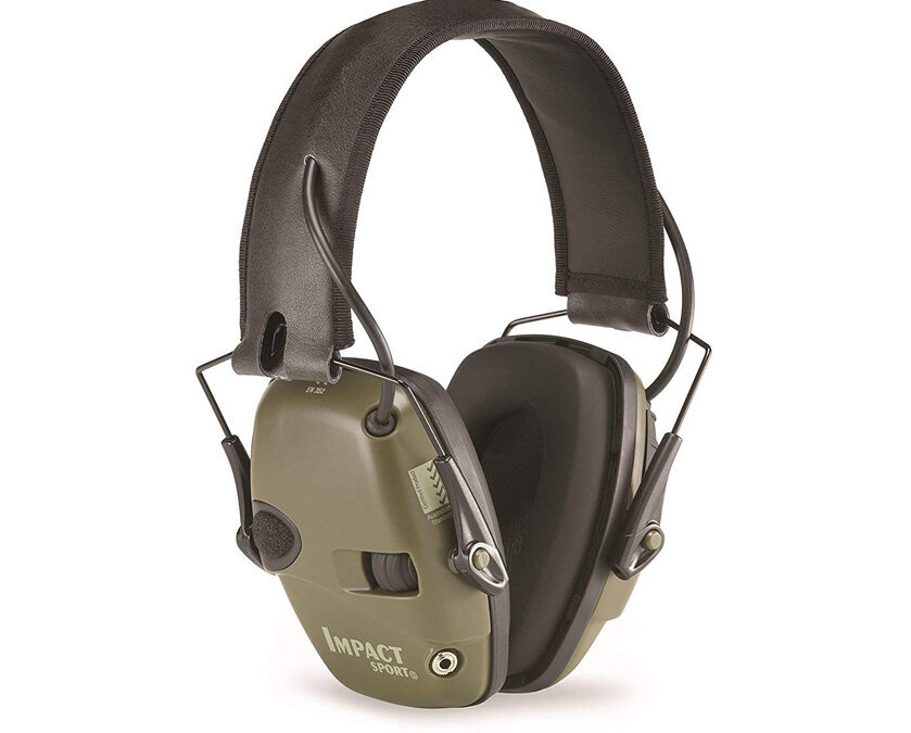 Howard Leight Impact Sport Sound Amplification Electronic Shooting Earmuff Review