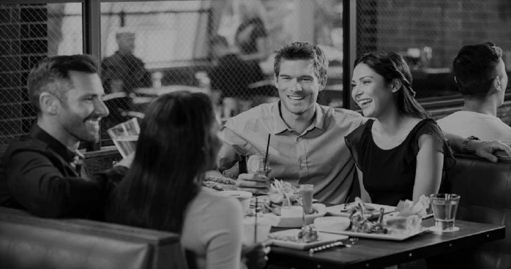 restaurant background