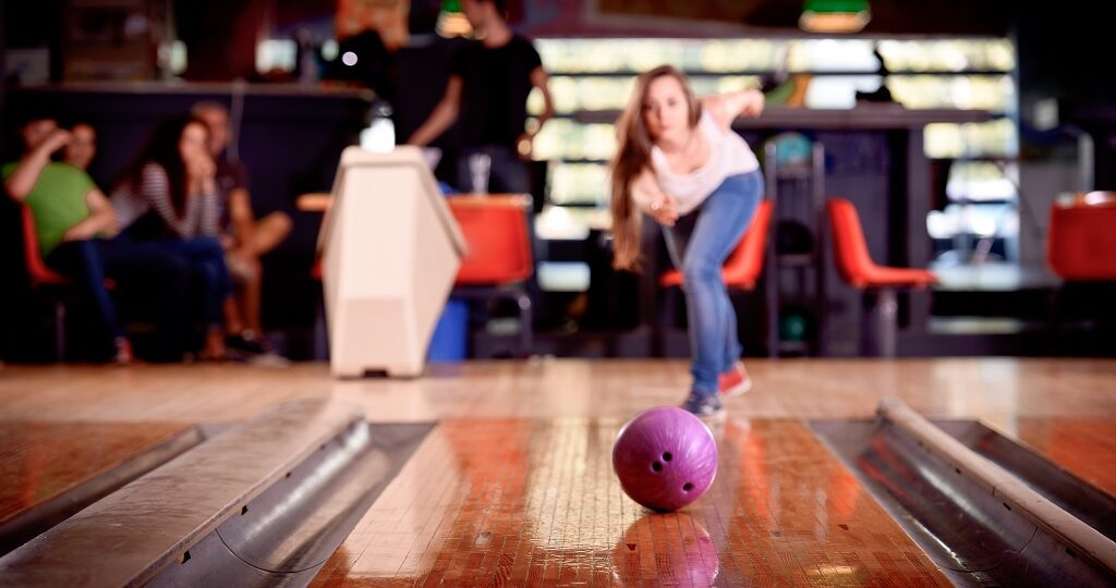 Bowling-Entertainment