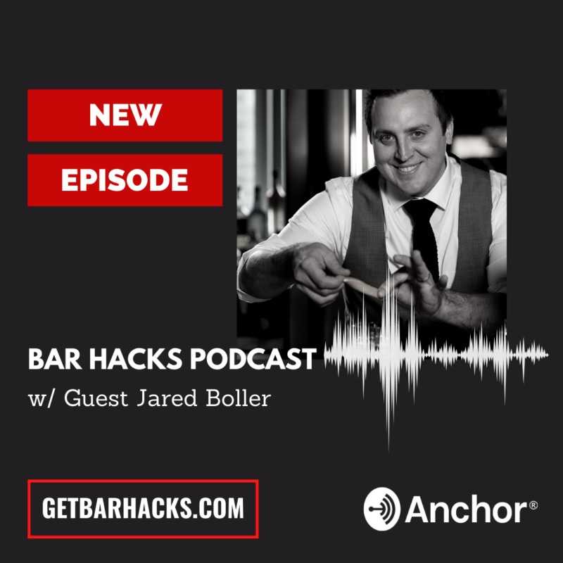 Bar Hacks Jared Boller
