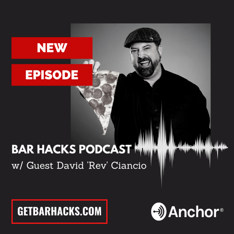 Bar Hacks - Rev