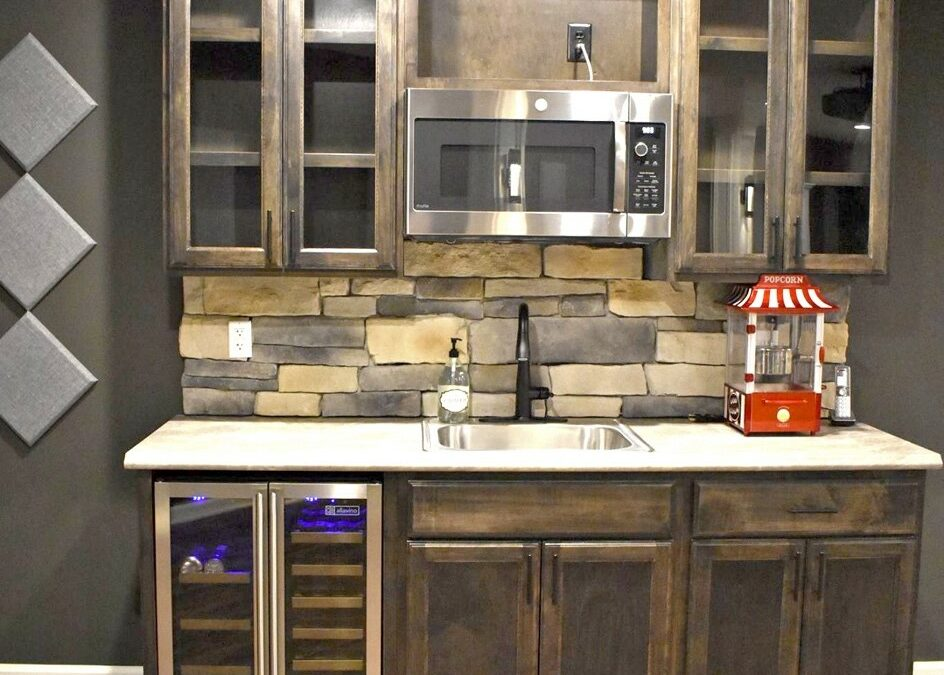 What are the Benefits of Installing a Basement Kitchen?