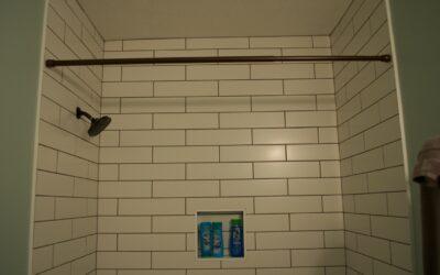 Basement Bathroom Renovation on a Budget