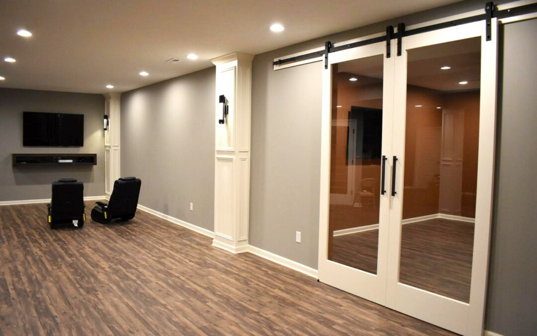 10 Tips to Transform Your Basement Space into a Basement Bedroom