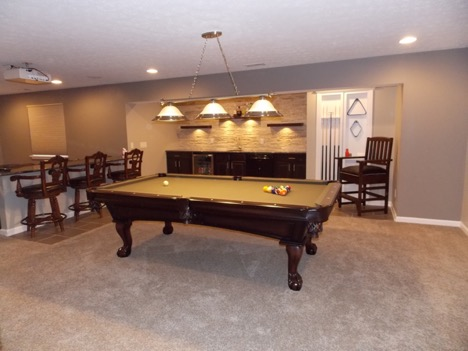 Why A Remodeled Basement Helps Sell Your House
