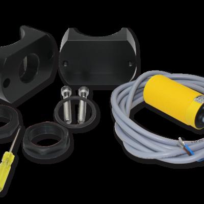 electric sensor with bracket 2 inch tube turck