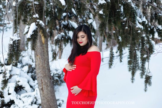 studio maternity photographer colorado springs