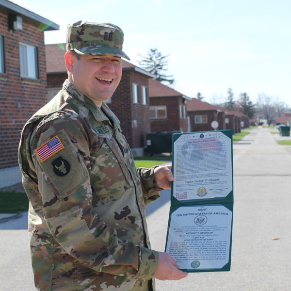 Captain Reynolds, Certified Financial Planner, Cedar Rapids, Iowa, Financial Advisor, Iowa