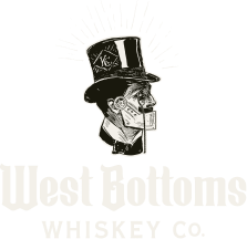 West Bottoms Whiskey Co. Logo