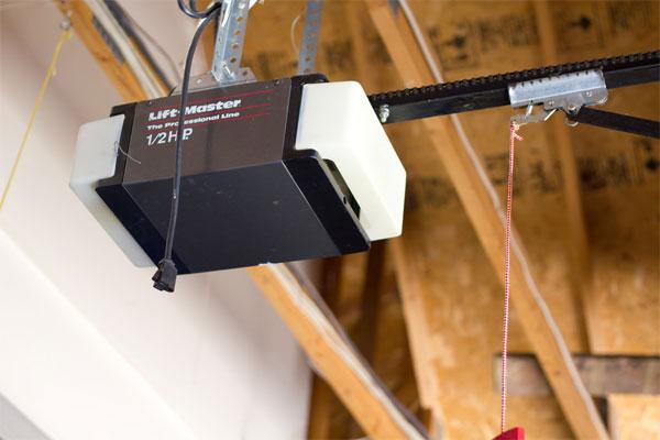 Fix Loud Garage Door