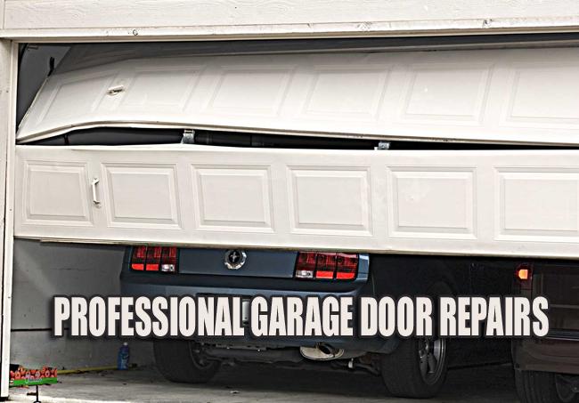 Professional Garage Door Repairs Austin