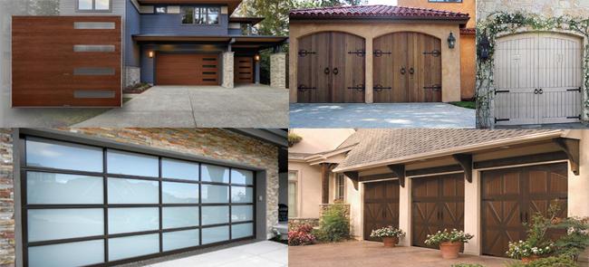5 Great Garage Door Designs Modern