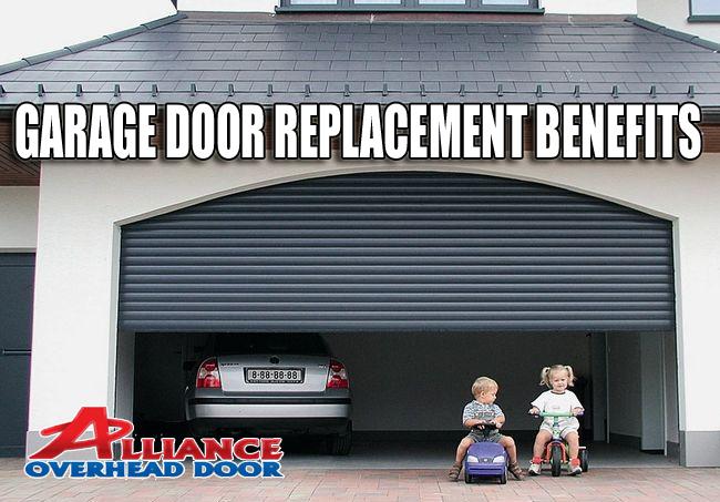 New Garage Door Replacement