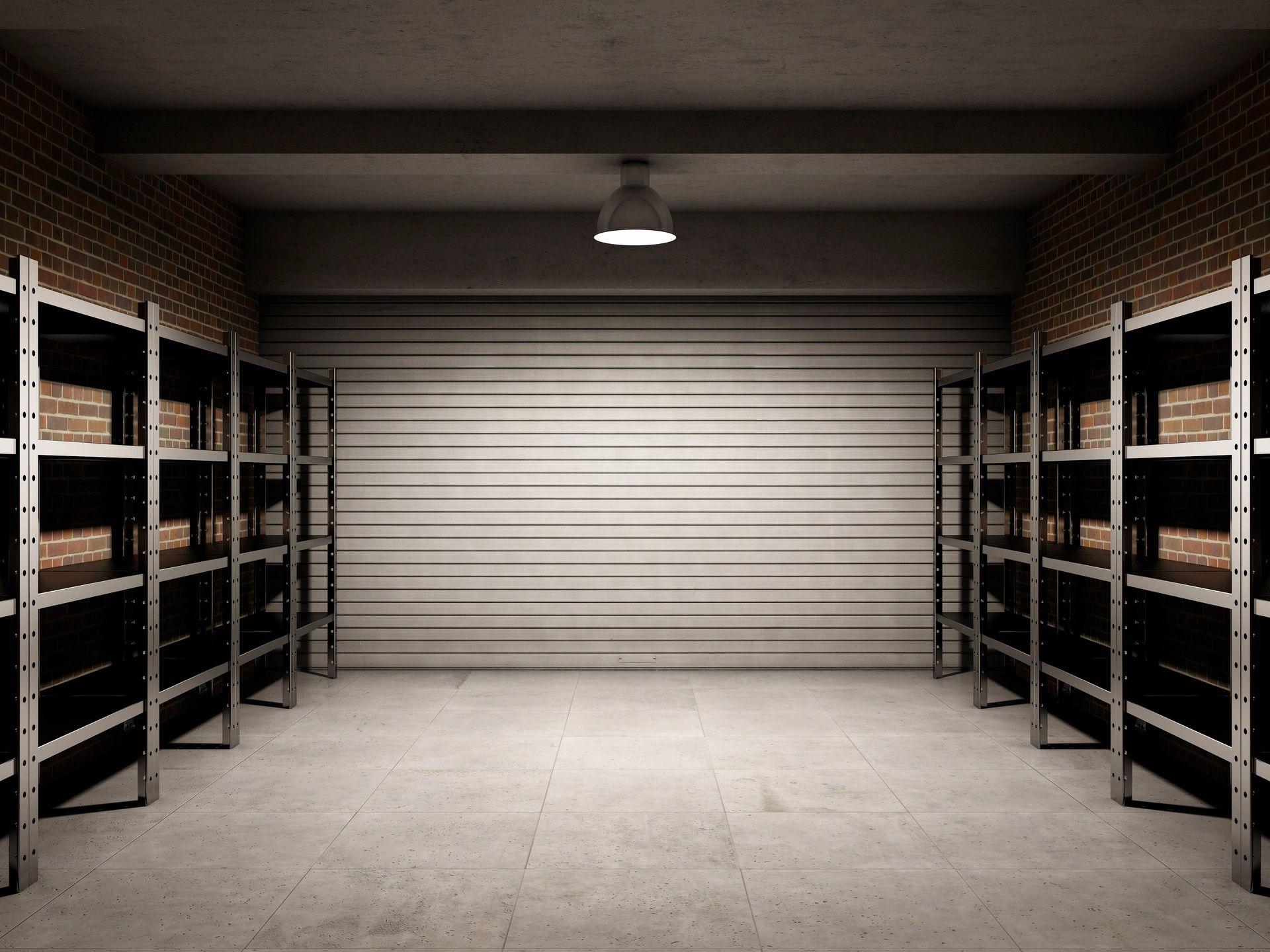 Heavy Duty Roll Up Garage Doors Austin TX
