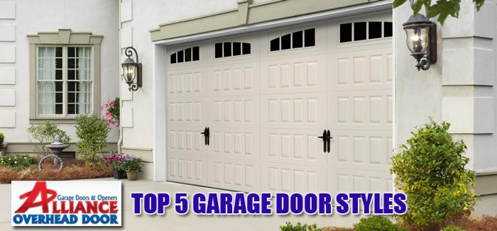 Austin Garage Door Designs