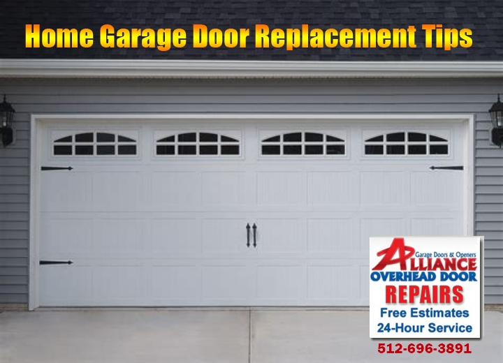 Home Garage Door Replacement Austin