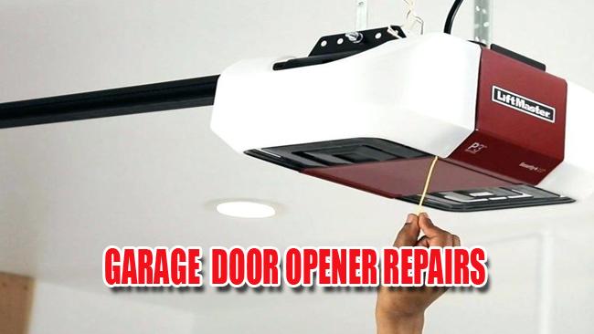 Austin Garage Door Opener Repair