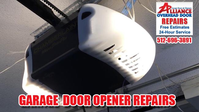 Garage Door Opener Repair Austin TX