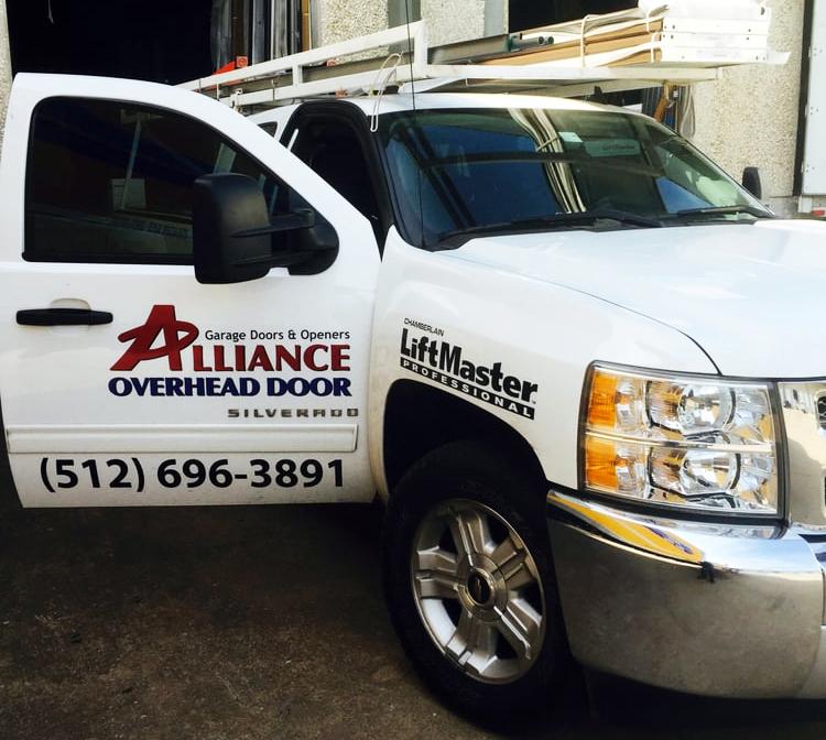 Overhead Garage Door Services Greater Austin TX