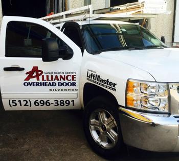 Overhead Garage Door Services Austin