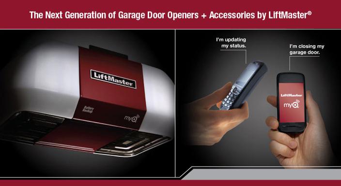 MyQ Smartphone WiFi Garage Door Opener Austin