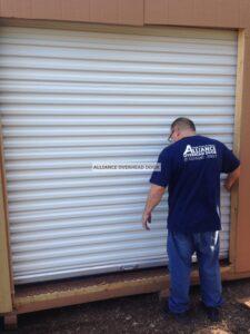 garage door technician Austin TX