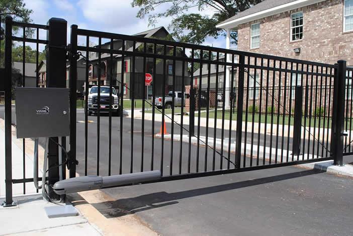 Commercial Gate Service Austin