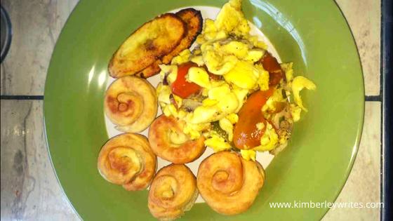 Ackee and Saltfish, Jamaican food