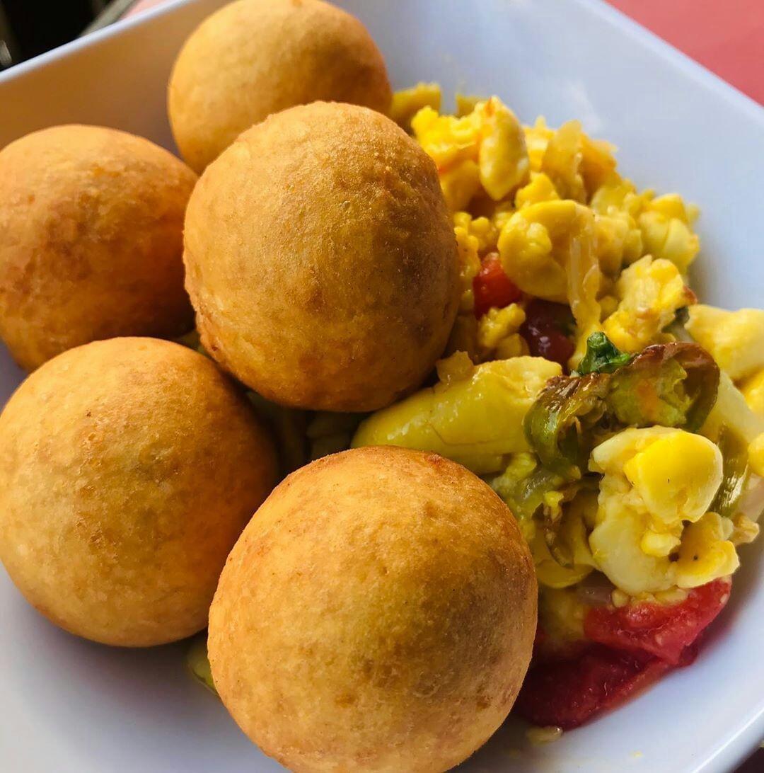 Fried Dumplings, Jamaican food