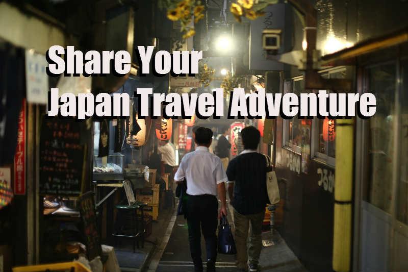 Japan Travel Adventure Share