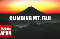 Climbing Mount Fuji: 8 Hours of Hell