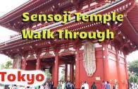 Sensoji Temple in Asakusa Tokyo – Walking Tour