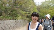 Hiking Mt. Takao near Tokyo : Watch out for the crowd