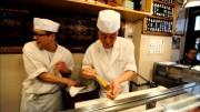 Sushi Breakfast Tokyo Tsukiji Fish Market