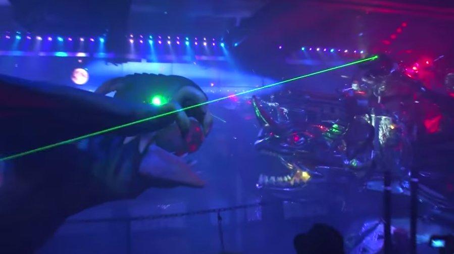 Crazy Super Fun Tokyo Robot Show