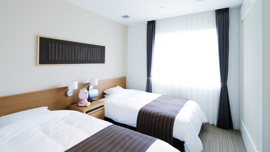 Robot Hotel Standard Room