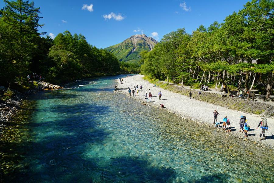 Azusa River Kamikouchi