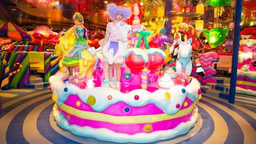 Harajuku Kawaii Monster Cafe