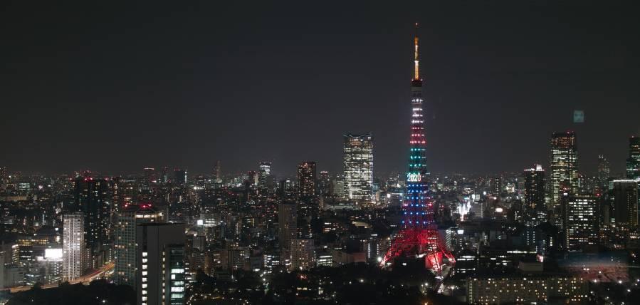 Tokyo Tower 2020