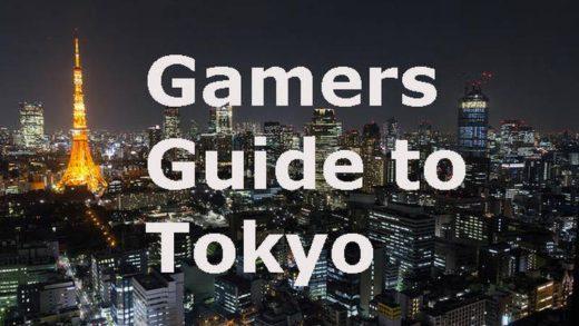 tokyo gamers guide