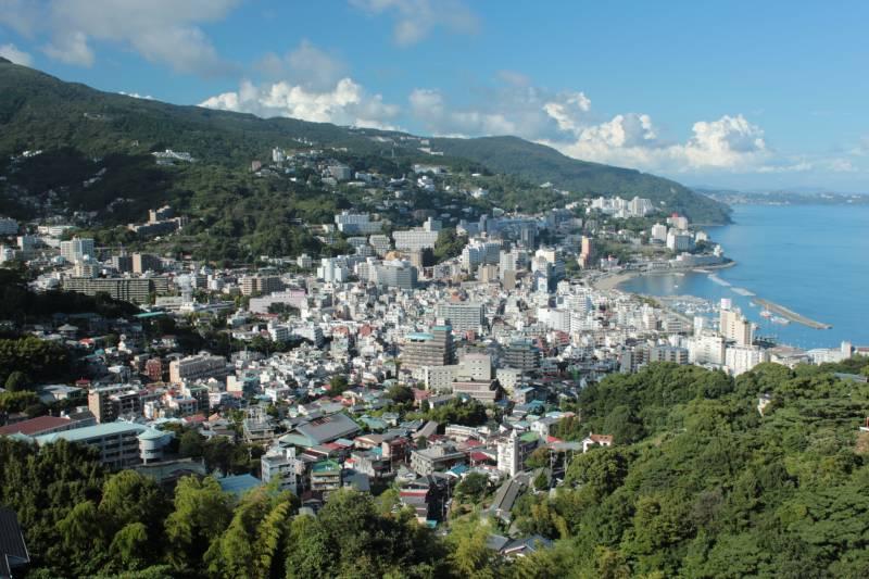 Atami Onsen City View