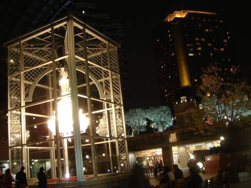 Yebisu Garden Place winter illumination