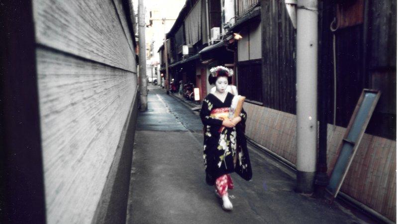 Kyoto Gion Geisha