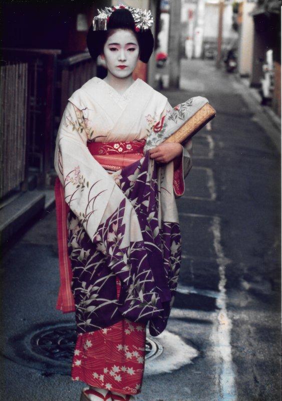 Kyoto Gion Maiko