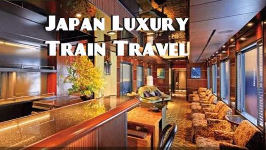 Japan Luxury Train