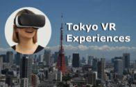 Tokyo Virtual Reality Arcade Experiences
