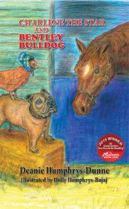 Charlene the Star and Bentley Bulldog book cover