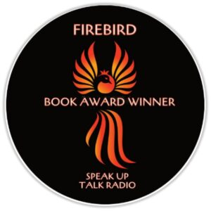 This image has an empty alt attribute; its file name is Firebird-book-award-for-Wilbur.jpg
