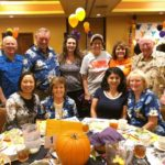 San Gabriel Kiwanis YMCA Celebrity Waiters Luncheon 2015